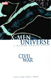 Civil War X-Men Universe Trade Paperback TPB